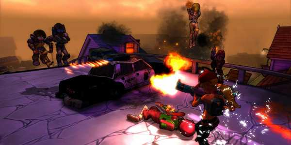 Monster Madness Online PC