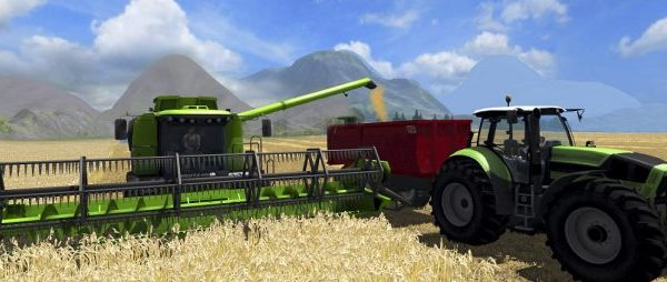 Farming Simulator 2013 PS3 free download