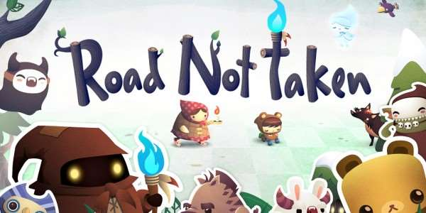 Road Not Taken PlayStationVita