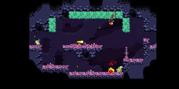 Samurai Gunn PlayStationVita