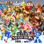 Super Smash Bros – WiiU