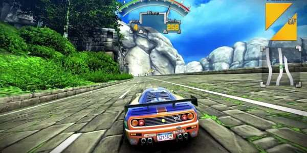 The 90s Arcade Racer WiiU