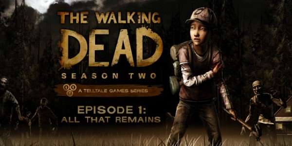 The Walking Dead A Telltale Game Series Season Two PlayStationVita