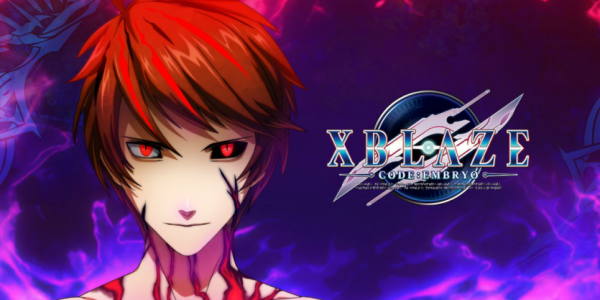 XBlaze Code Embryo PlayStationVita