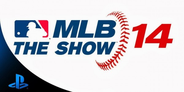 MLB 14 The Show PlayStationVita