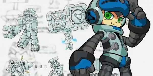 Mighty No 9 PlayStation4