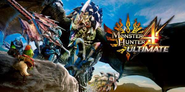 Monster Hunter 4 Ultimate Nintendo3DS