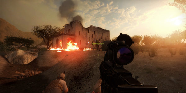 Insurgency Sandstorm PS3