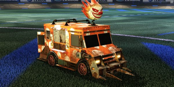 Rocket League Xbox 360