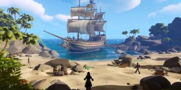 Sea of Thieves Xbox 360