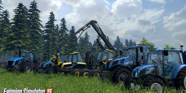Farming Simulator 15 PS4 free download