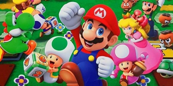 Mario Party Star Rush Wii free download