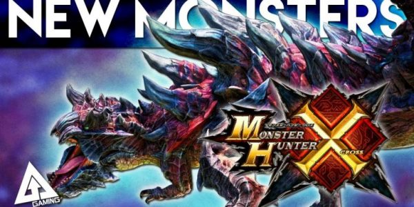 Monster Hunter XX 3DS free download