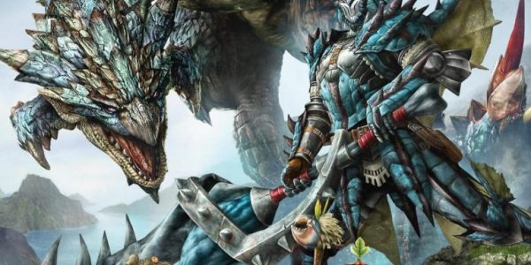 Monster Hunter XX WiiU free download
