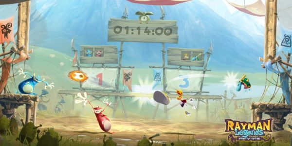 Rayman Legends Definitive Edition 3DS free download