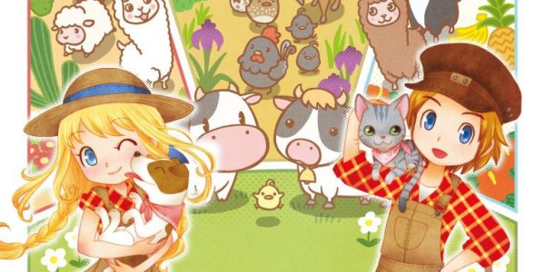 STORY OF SEASONS Trio of Towns 3DS free download