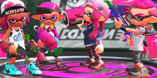 Splatoon 2 WiiU free download