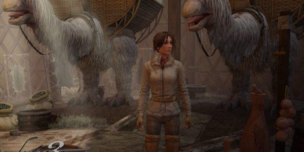 Syberia 3 WiiU free download