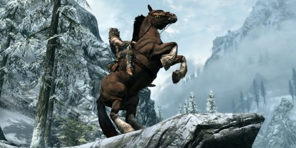 The Elder Scrolls V Skyrim 3DS free download
