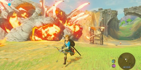 The Legend of Zelda Breath of the Wild WiiU free download