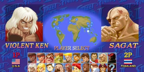 Ultra Street Fighter II The Final Challengers WiiU free download