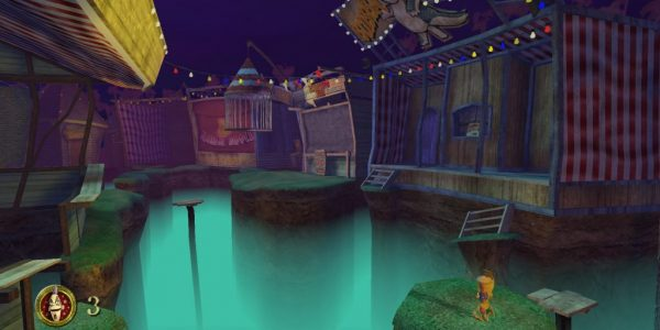 Voodoo Vince Remastered PS4 free download