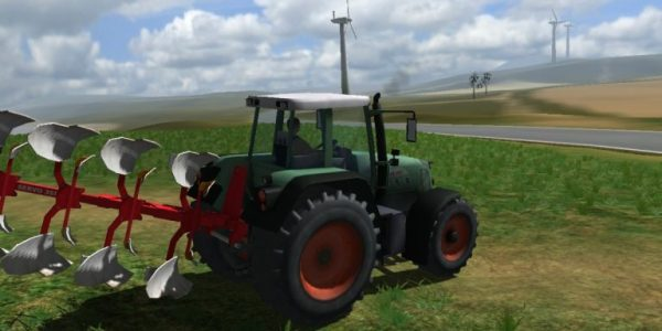 Farming Simulator 2009 XBOX360 free download