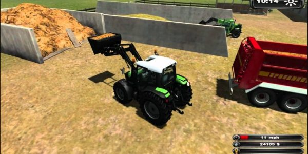 Farming Simulator 2011 PS4 free download