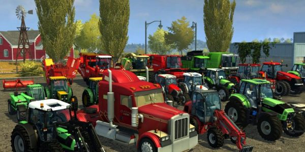 Farming Simulator 2013 PS4 free download