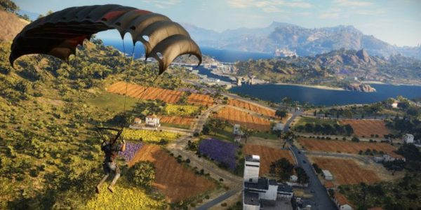 Just Cause 3 Gold Edition PS4 free download
