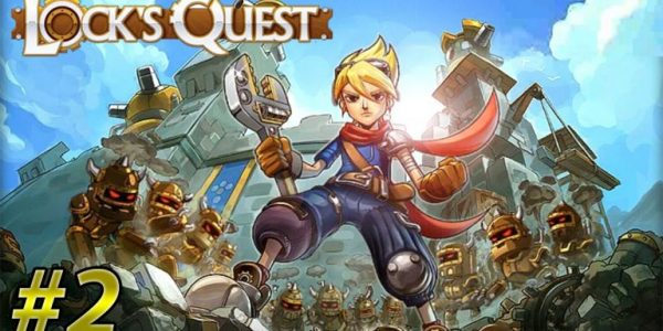 Lock's Quest PS4 free download