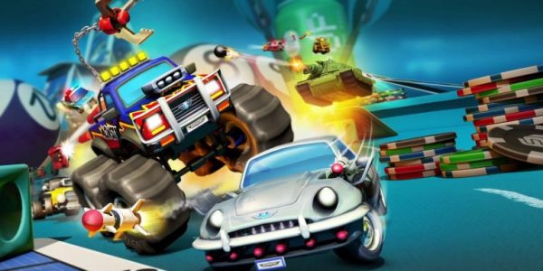 Micro Machines World Series PC free download