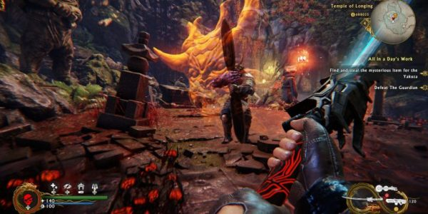 Shadow Warrior 2 PC free download