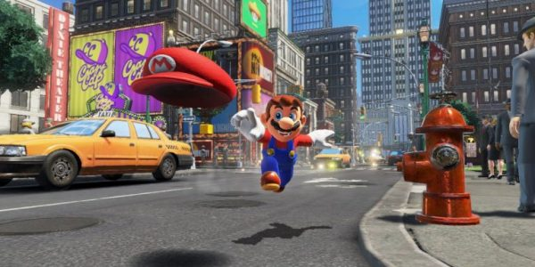 Super Mario Odyssey PC free download