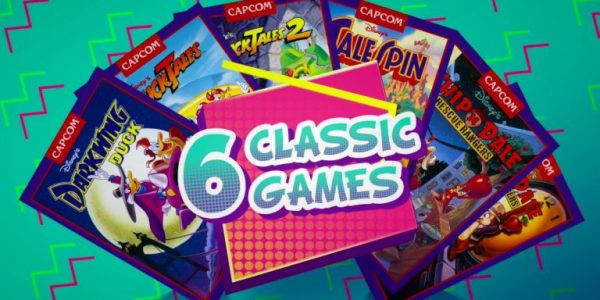 The Disney Afternoon Collection PC free download