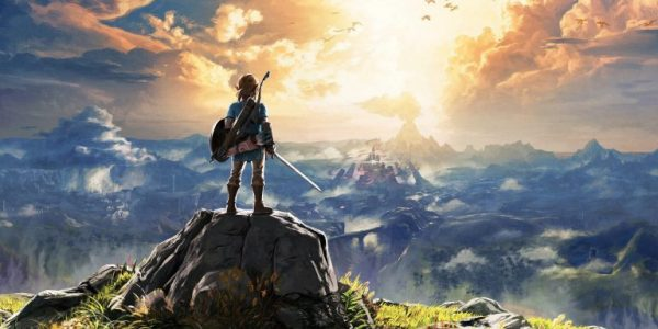 The Legend of Zelda Breath of the Wild Switch free download