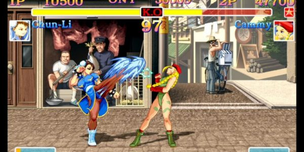 Ultra Street Fighter II The Final Challengers Switch free download