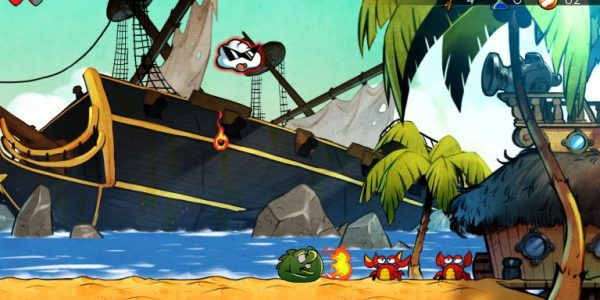 WonderBoy The Dragon's Trap PC free download