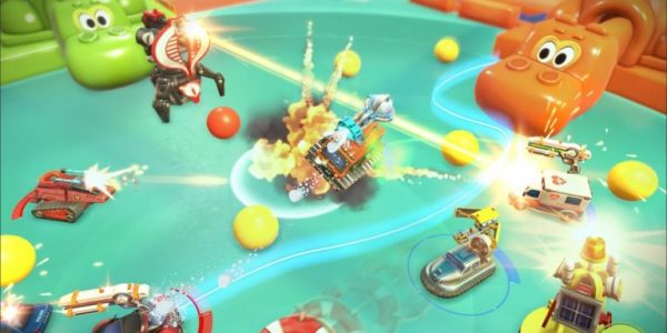 XBOX 360 Micro Machines World Series Xbox360 free download